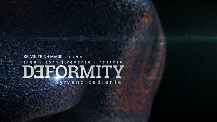 Deformity by Vanz Cadiente and Kelvin Trinh Presents video DOWNLOAD