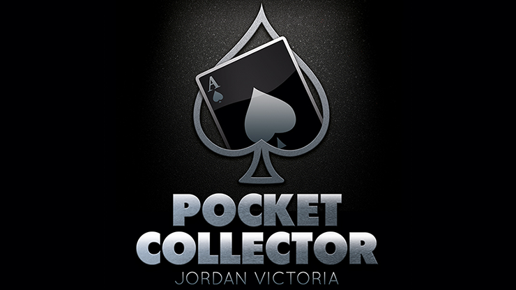 Pocket Collector by Jordan Victoria and Gentlemen's Magic