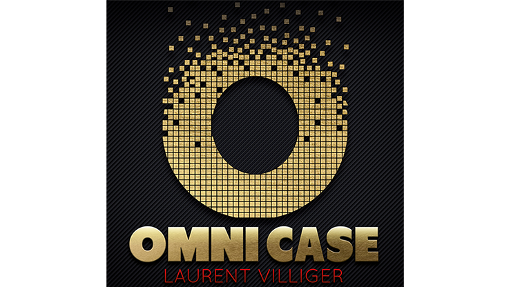 Omni Case by Laurent Villiger and Gentlemen's Magic - Trick