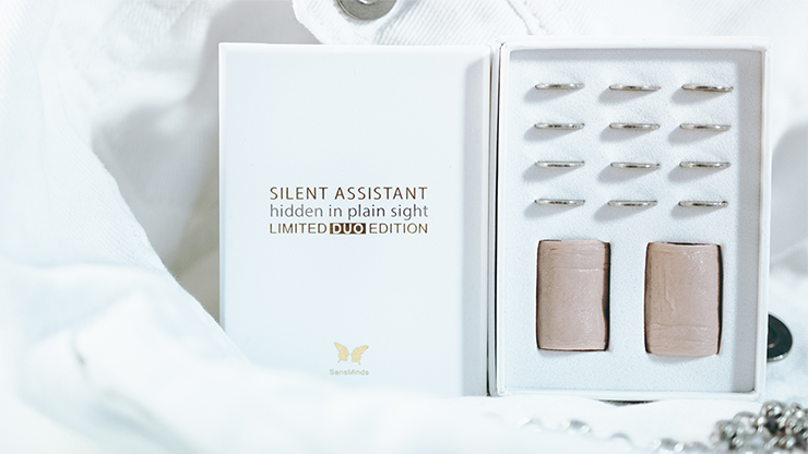 Silent Assistant Limited Duo Edition (Gimmick and Online Instructions)
