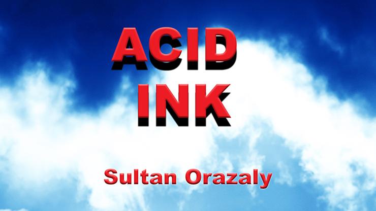 Acid Ink by Sultan Orazaly