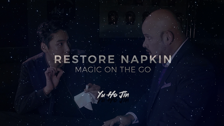 Restore Napkin by Yu Ho Jin video DOWNLOAD