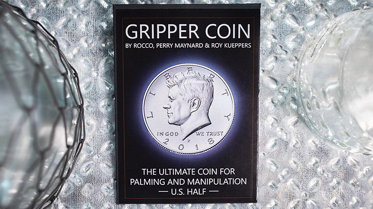 Gripper Coin (Single/U.S. 50) - Rocco Silano