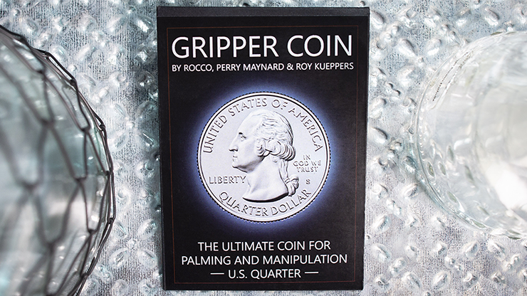 Gripper Coin (Single/U.S. 25) - Rocco Silano