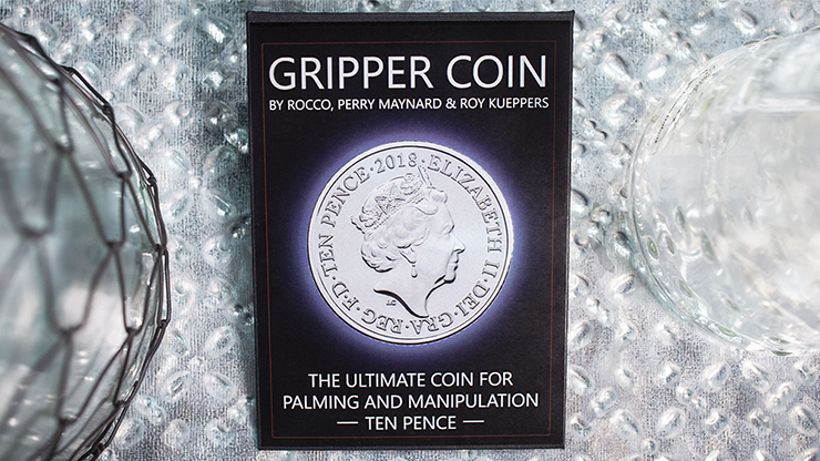 Gripper Coin (Single/10p) - Rocco Silano