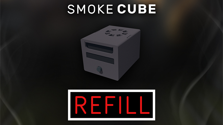 REFILL for SMOKE CUBE by João Miranda