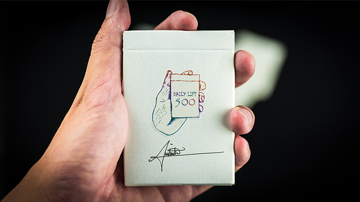 Skymember Presents Daily Life (Collector's Edition) Playing Cards by Austin Ho and The One