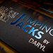 Jumping Jacks (Gimmicks and Online Instruction) by DARYL - Trick