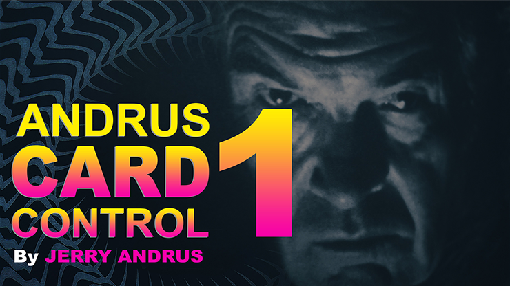 Andrus Card Control 1 by Jerry Andrus Taught by John Redmon