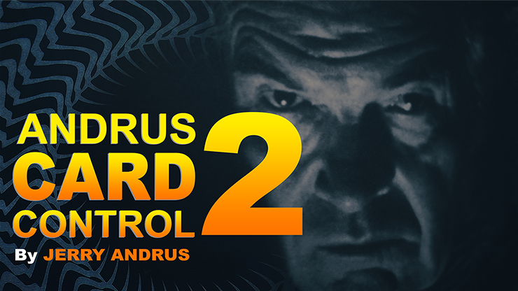 Andrus Card Control 2 by Jerry Andrus Taught by John Redmon video DOWNLOAD