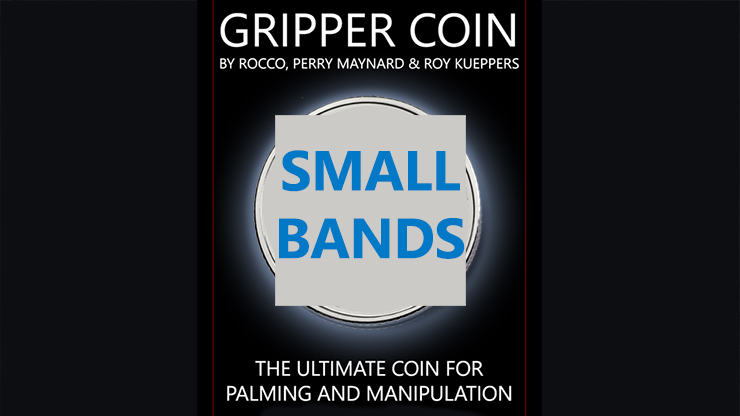 Gripper Coin Bands (Small) - Rocco Silano