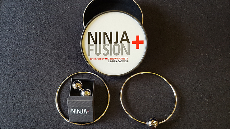 Ninja+ Fusion (With Online Instructions) by Matthew Garrett & Brian Caswell