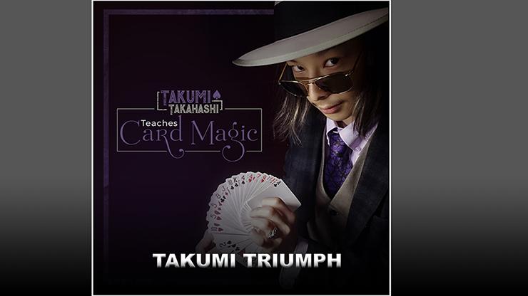 Takumi Takahashi Teaches Card Magic - Takumi's Triumph video DOWNLOAD