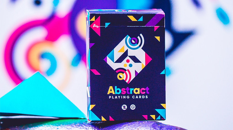 Abstract Playing Cards V1 Poker Kartenspiel Spielkarten