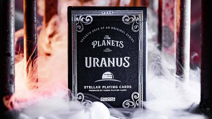 The Planets: Uranus Playing Cards Poker Kartenspiel Spielkarten