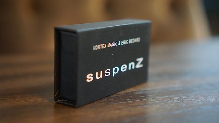 Suspenz (Gimmicks & Instrucciones Online) - Eric Bedard & Vortex Magic