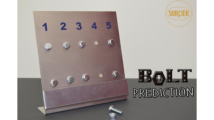 Bolt Prediction by Sorcier Magic - Trick