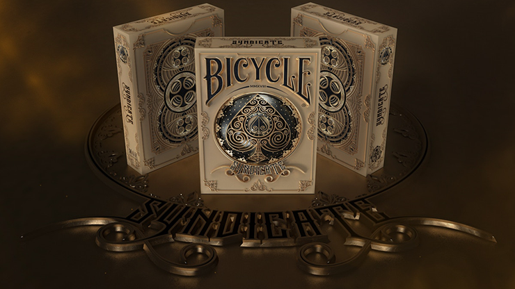 Cartas Bicycle Syndicate Playing Cards