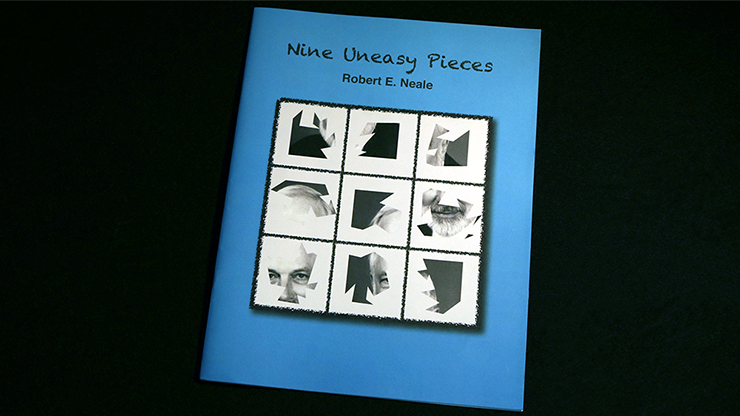 Nine Uneasy Pieces by Robert E. Neale Zauberbuch, neun neue Routinen