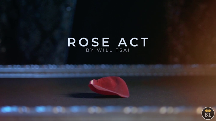 Visual Matrix AKA Rose Act Elegant Gold by Will Tsai and SansMinds