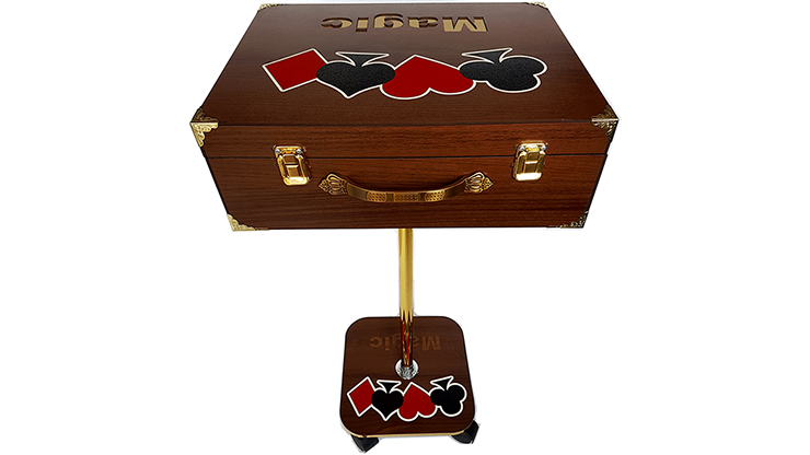 Suitcase Table by Tora Magic