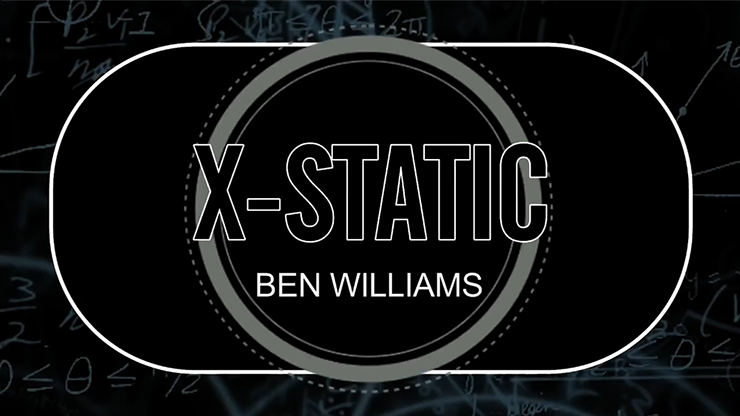 X Static by Ben Williams video DOWNLOAD
