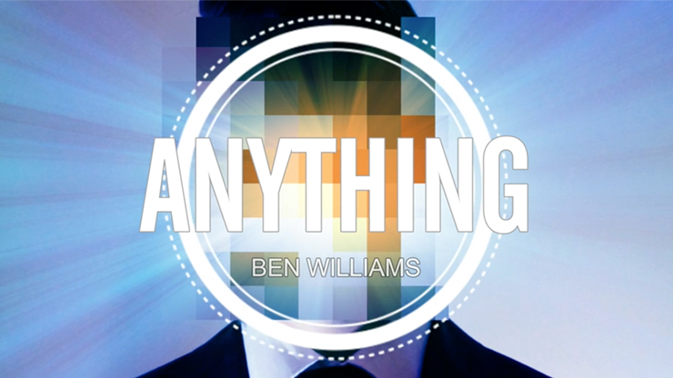 Anything by Ben Williams