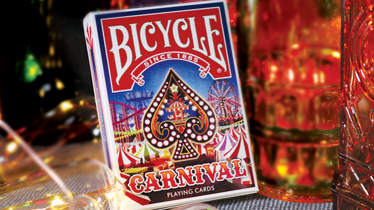 Bicycle Limited Edition Carnival Playing Cards