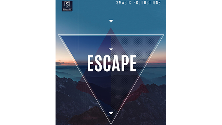 ESCAPE Blue (Gimmicks and Online Instructions) by SMagic Productions