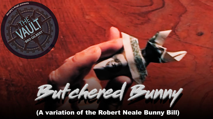 The Vault Butchered Bunny (A variation of the Robert Neale Bunny Bill) video DOWNLOAD