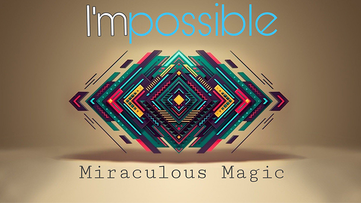 I'mpossible Red (Gimmicks & Online Instructions) & Miraculous Magic