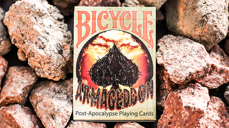Bicycle Armageddon Post-Apocalypse Playing Cards