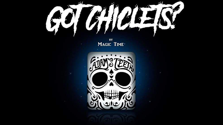 Got Chiclets? (Accesorio e Instrucciones Online) & Magik Time & Alex Aparicio presented & Mago Nox