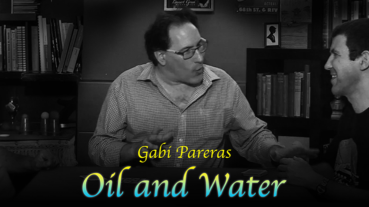 Oil and Water by Gabi Pareras video DOWNLOAD