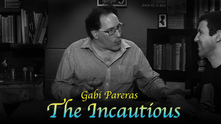 The Incautious by Gabi Pareras video DOWNLOAD