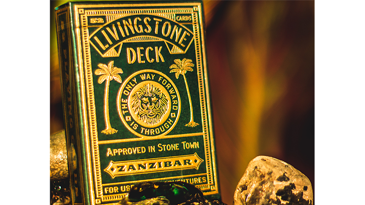 Carti de joc Deluxe Edition Livingstone