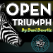 The Vault - Open Triumph by Dani DaOrtiz video DOWNLOAD