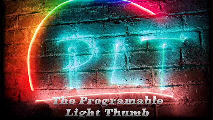 The Programable Light Thumb (Gimmicks & Instrucciones Online) - Guillaume Donzeau