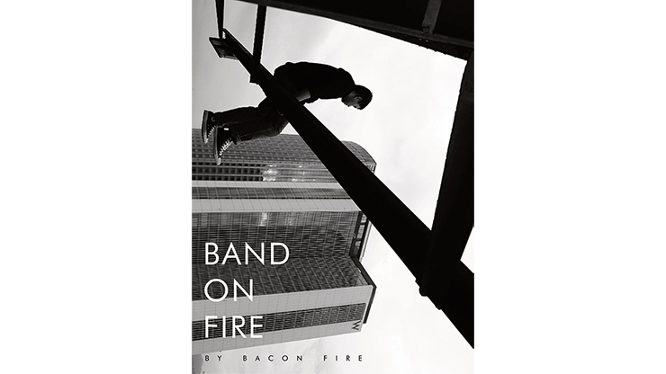 Band on Fire - Bacon Fire & Magic Soul - DVD