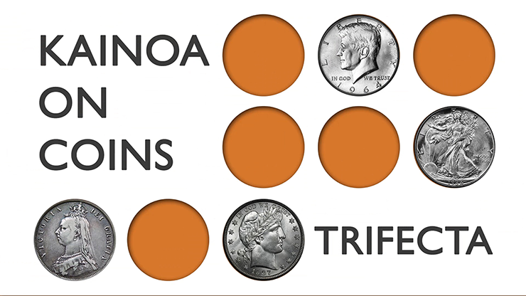 Kainoa on Coins: Trifecta