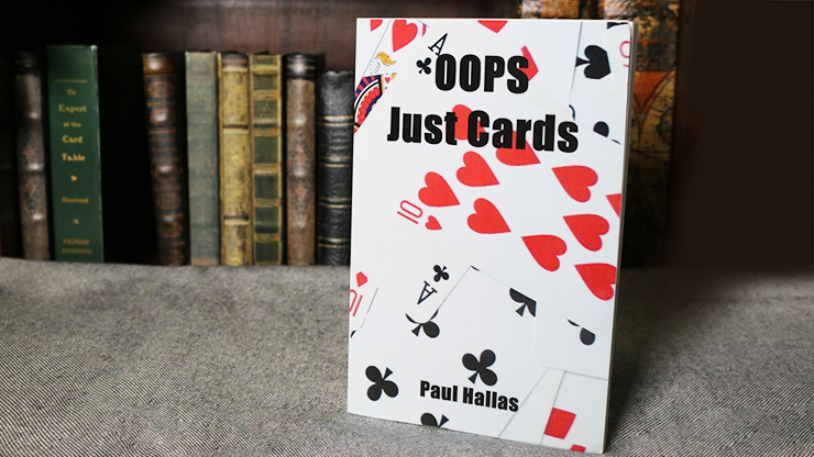 OOPS Just Cards & Paul Hallas