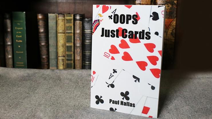 OOPS Just Cards & Paul Hallas