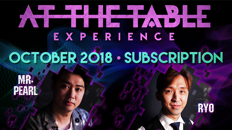 At The Table October 2018 Subscription video DOWNLOAD