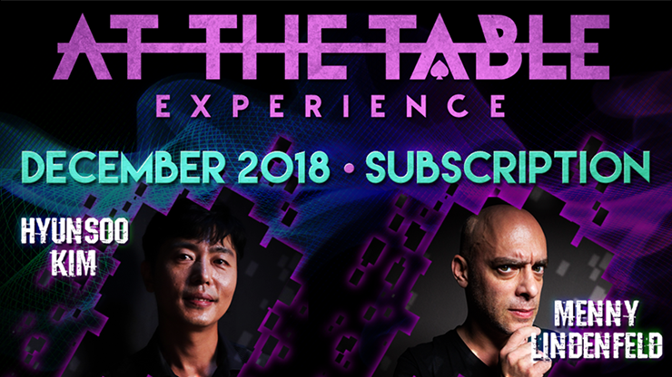 At The Table December 2018 video DOWNLOAD