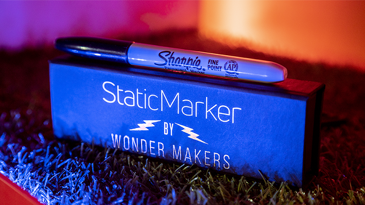 Static Marker by Wonder Makers - Trick