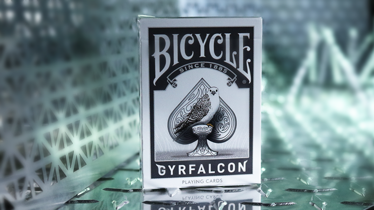 Bicycle Limited Edition Gyrfalcon Playing Cards