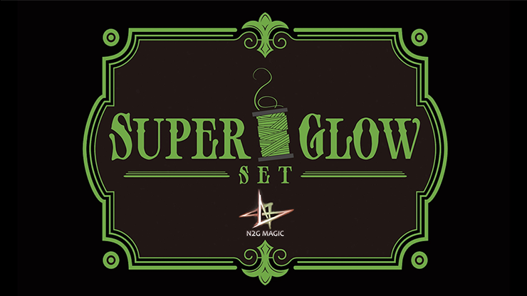 SUPER GLOW SET (Gimmicks and Online Instructions) by N2G Magic