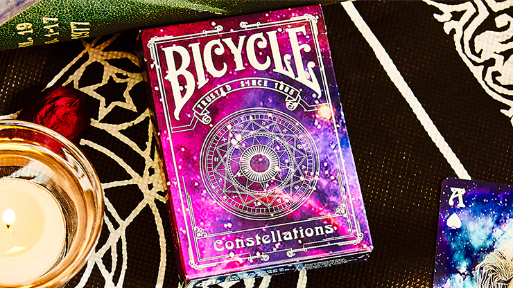 Bicycle Constellations V2 Playing Cards by Bocopo Poker Kartenspiel Spielkarten