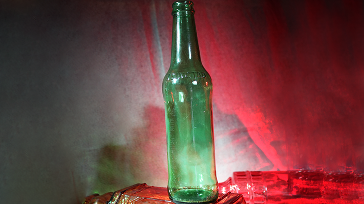 Shattering Bottle (Gimmick and Online Instructions)