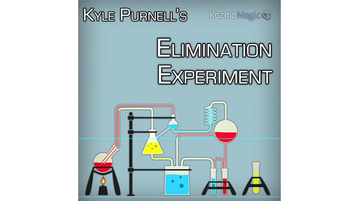 Elimination Experiment (Gimmicks and Online Instructions) by Kyle Purnell Mentalroutine